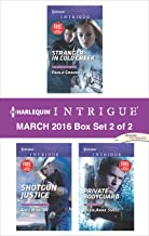 Harlequin Intrigue March 2016 - Box Set 2 of 2: An Anthology