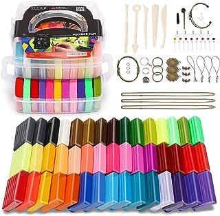 Arcilla Polimérica 45 Colores
