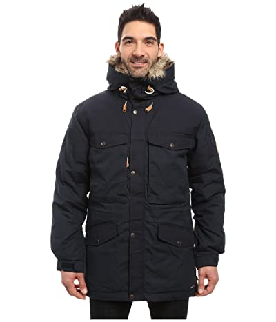 Fjallraven Singi Down Jacket (Dark Navy) Men