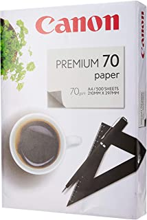 Canon 1517V363 Premium Paper A4 70gsm (500 sheets/ream)
