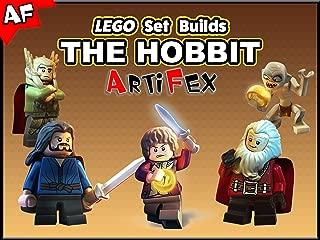 Clip: Lego Set Builds The Hobbit - Artifex