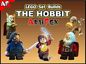 Clip: Lego Set Builds The Hobbit - Artifex