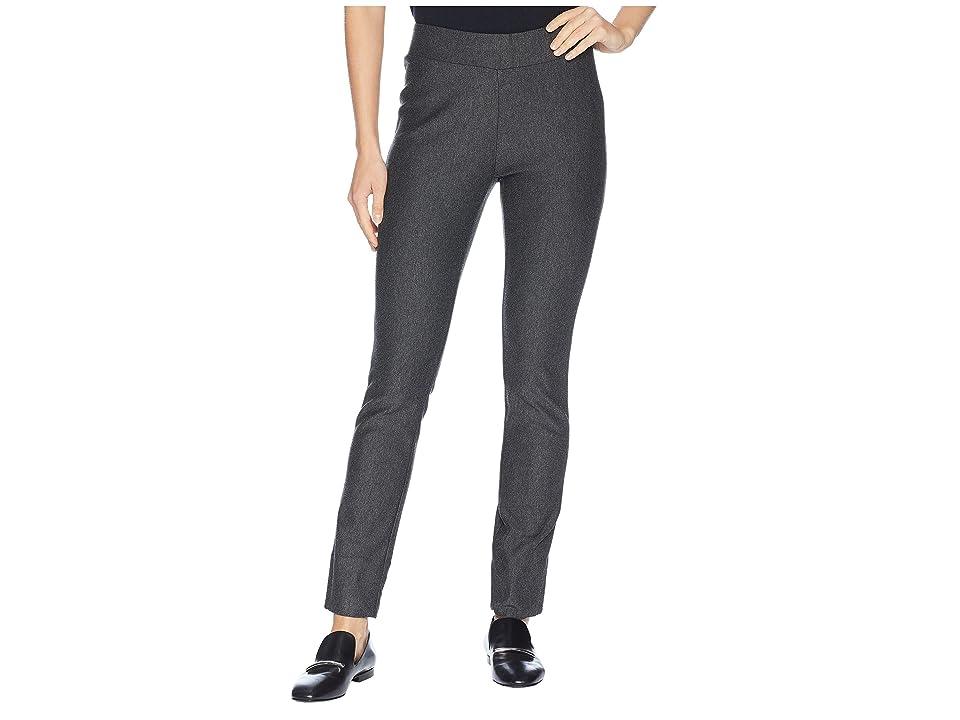 eci Compression Ponte Pants (Heather Grey) Women