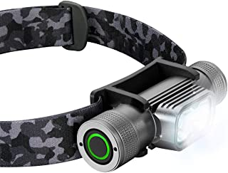 Rechargeable headlamp xtreame bright led headlamp…
