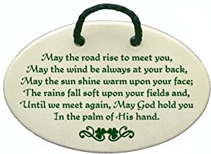 traditional irish blessing may the road