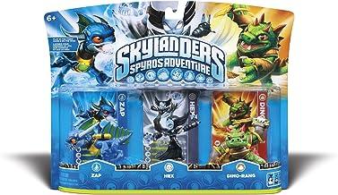 $23 » Skylanders Spyro's Adventure Triple Character Pack (Zap, Hex, Dino Rang)