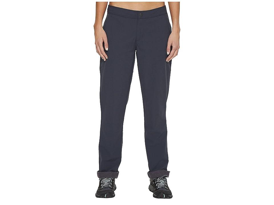 Mountain Hardwear Right Bank Lined Pants (Inkwell) Women