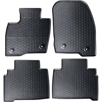 Element EXP.NLC.16.12.210 Passgenaue Premium Antirutsch Gummi Fu/ßmatten-Ford S-MAX-Jahr 06-20 schwarz