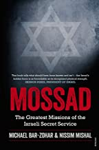Mossad: The Great Operations