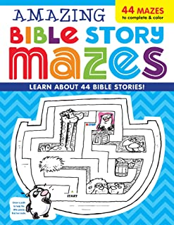 Best easy bible mazes Reviews