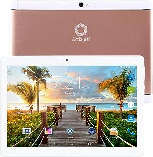Artizlee Tablet PC 10.1 Inch ATL-31, 32 GB,2 GB RAM, Wifi, 4G, MTK6753,Android 6.0,Rose