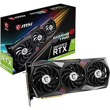 MSI GeForce RTX 3060 Ti GAMING X TRIO グラフィックスボード VD7444
