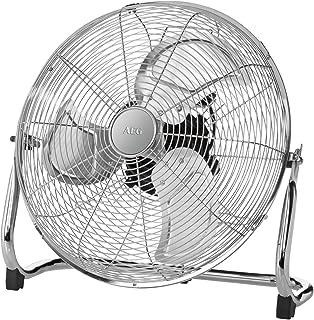Ventilador de mesa 40 cm con 3 niveles (ventilador, de pie, máquina de viento con diseño retro-design)