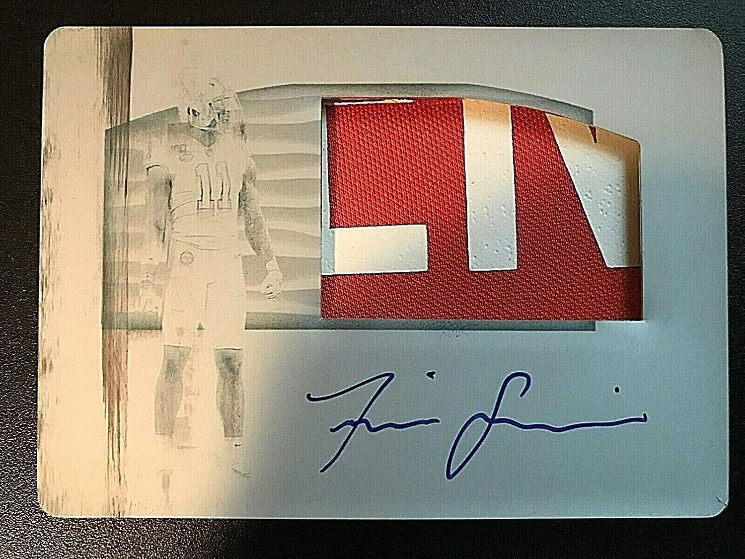 2020 National Treasures #126 Manufacturer direct delivery Isaiah Patch Simmons Printing cheap Plate