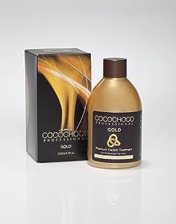 Cocochoco Professional Gold Premium Keratin Hair Treatment, 250 ml, CC_GOLD250
