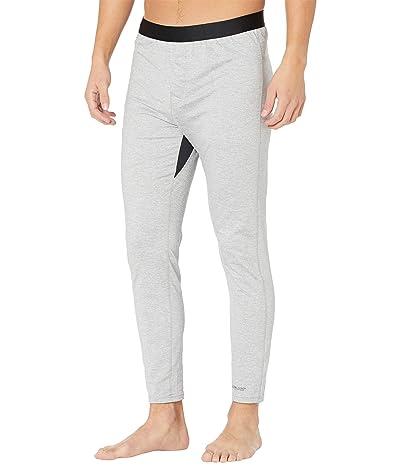 Burton Heavyweight X Base Layer Pants (Gray Heather) Men