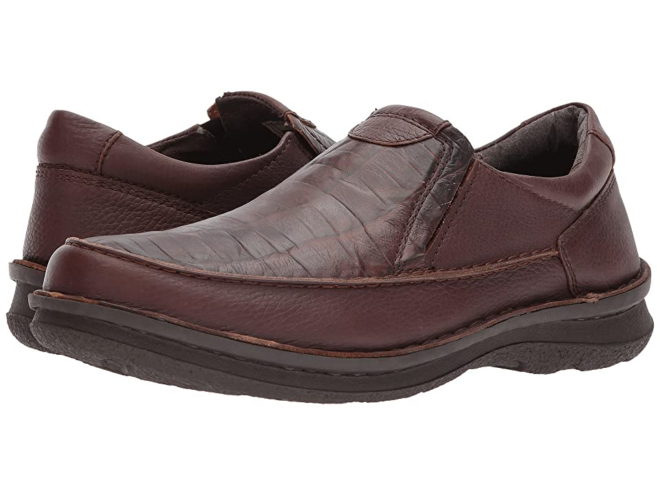Roper Paxton (Brown/Printed Alligator Leather) Men