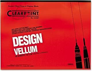 CLEARPRINT VELLUM 1000HP 18X24 50/PAD