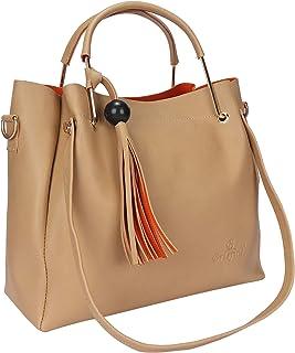Brisfine Women's Handbag Purse For Girls