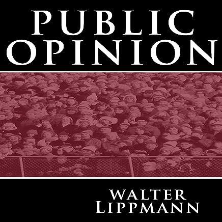Amazon com: Public Opinion (Audible Audio Edition): Walter
