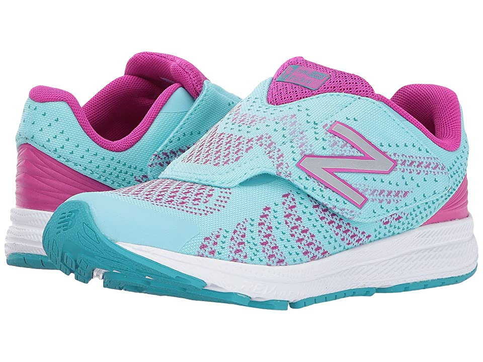 New Balance Kids Rush (Infant/Toddler) (Purple/Blue) Girls Shoes