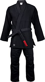 Scramble Standard Issue Semi Custom Gi - Black - A3