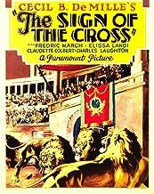 Posterazzi The Sign of The Cross Midget Window Card 1932. Movie Masterprint Poster Print (11 x 17)