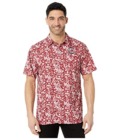Columbia College South Carolina Gamecocks CLG Super Slack Tidetm Shirt (Beet) Men