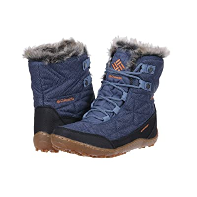 Columbia Minx Shorty III Santa Fe (Zinc/Bright Copper) Women