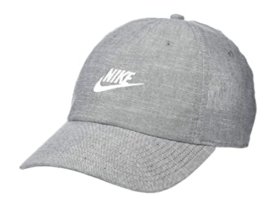 Nike H86 Futura Chambray Cap (Dark Grey) Caps