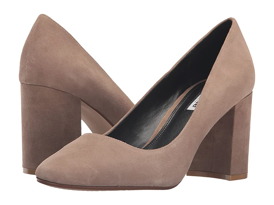 Dune London Abelle (Taupe Suede) Women