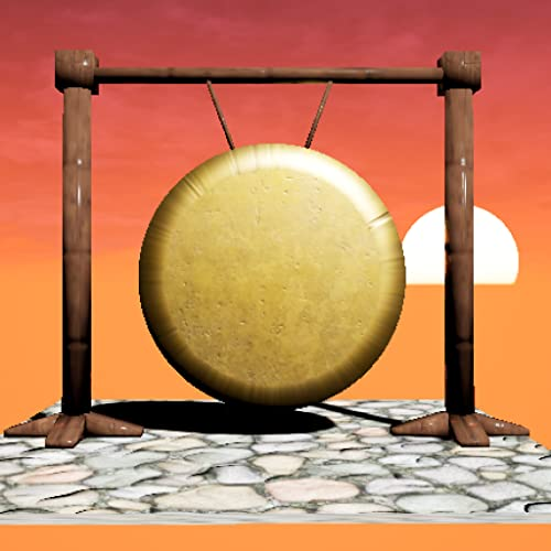 Simple Gong Sound: Bell of Mindfulness