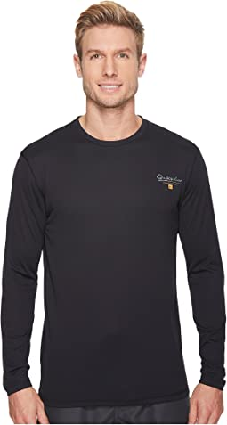 Quiksilver Waterman - Gut Check Long Sleeve Rashguard