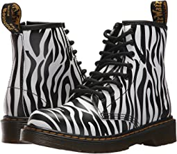 Dr. Martens Kid's Collection Delaney ZBR (Little Kid/Big Kid)