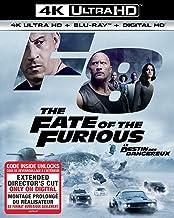 The Fate of the Furious [4K Ultra + Blu-ray + Digital HD]