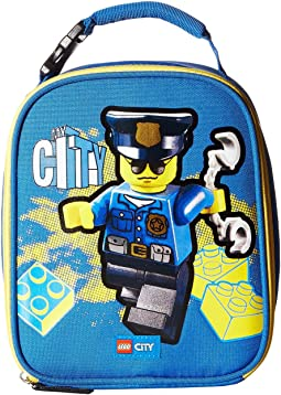 City Police Lunch Bag