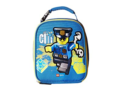 LEGO City Police Lunch Bag