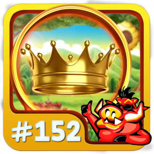 PlayHOG # 152 Hidden Object Games Free New - The Lost Crown