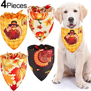 Best autumn dog bandana Reviews