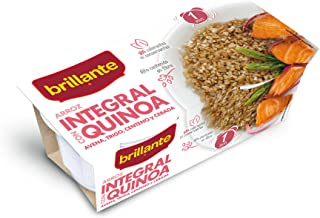 Arroz integral con Quinoa, Avena, Trigo, Centeno y Cebada. 2
