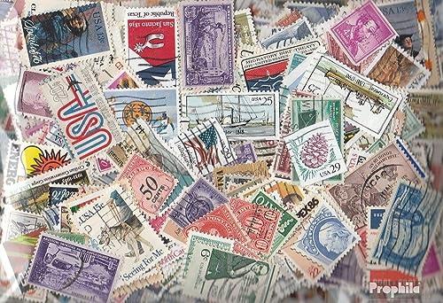 Etats-Unis 1.500 différents Timbres (Timbres pour Les collectionneurs)