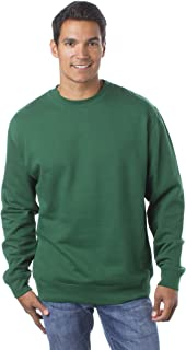 Independent Trading Co. Mens Midweight Crewneck Sweatshirt (SS3000)