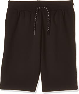 Giordano mens 01109805 Solid drawstring casual shorts
