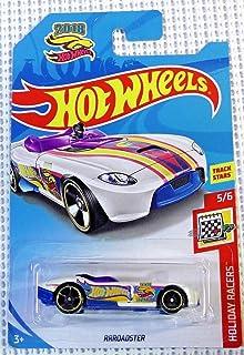 Hot Wheels 2018 Regular Treasure Hunt Holiday Racers 5/6 - RRRoadster