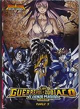Los Guerreros Del Zodiaco El Lienzo Perdido Parte 2 En DVD