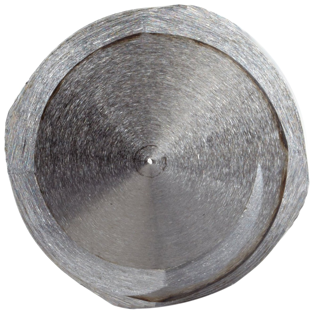 Bright Round Shank with Square End Plug Chamfer Uncoated H4 Tolerance Finish UNC Union Butterfield 1580 High-Speed Steel Thread Forming Flute Tap 1//4-20 Thread Size