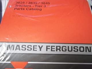 Massey Ferguson 3625/3635/3645 Tractors Tier 3 Parts Manual