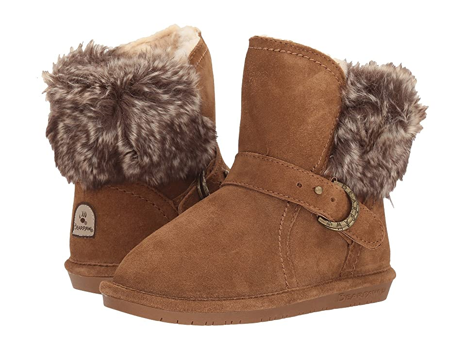 Bearpaw Kids Koko (Little Kid/Big Kid) (Hickory Tipped) Girl