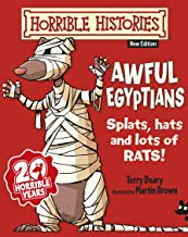 Horrible Histories: Awful Egyptians (New Edition)