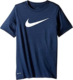 Nike Kids - Dry Short Sleeve Training T-Shirt (Little Kids/Big Kids)